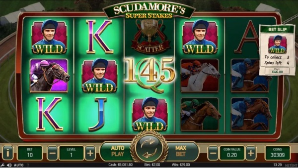 Scudamore Super Stakes Вулкан