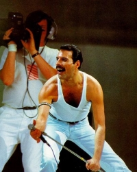 Live Aid on July 13th 1985